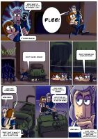 The Hive page 32 by geruru