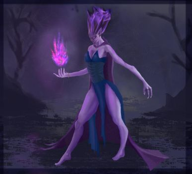 11-Witch Concept by LoveCa3ne