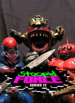 Stoopid Force Series 13 by monsterforge