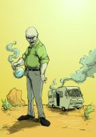 Heisenburg by antithesismethod