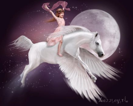 Fly me to the Moon by Zozziegirl