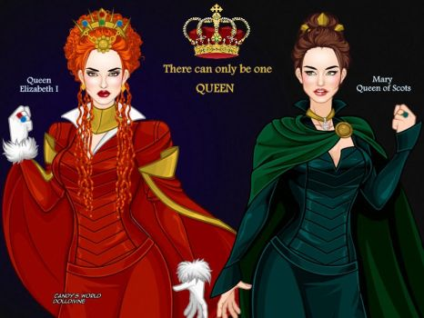 War of the Queens: there can only be one Queen by LadyRaw90