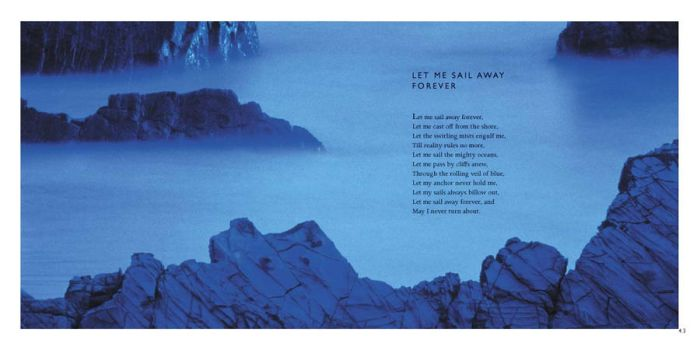 Let Me Sail Away Forever -Clive Blake Cornish Poem by CliveBlake