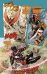 deathstroke page 2 by Peter-v-Nguyen