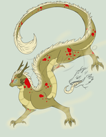 dragon adopt auction (closed) by Finstis-Adoptables