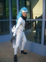 Grimmjow Pantera Cosplay by andycamcosplay