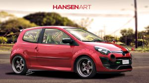 Twingo RS by ilPoli