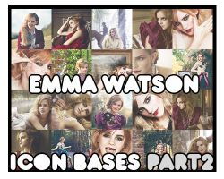 Emma Watson IconBasesO3 Part2 by Electroshoqq