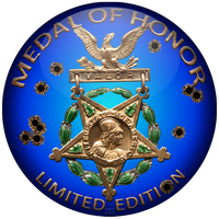 Medal Of Honor LE by xenomorph1138