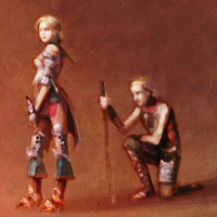 Ashe and Basch - study by mollygrue