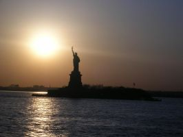 Statue of Liberty by SailorDerp