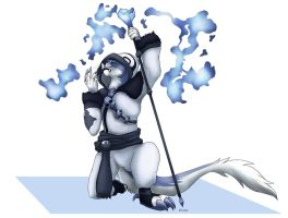 Water Caster by Silvixen