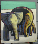 elephant by DagFoot