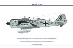 Fw190A6 NJG10 1 by WS-Clave