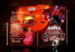 Super Mario Galaxy by TheMariolee