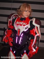 ACG HK 2012 - Tiger and Bunny - Barnaby by leekenwah