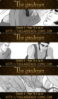 The gardener - Chapter 2 page 13 to 15 by Marc-G