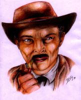 lee van cleef by blacksoulgraphics