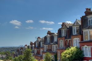 Muswell Hill HDR by LunaticDesire