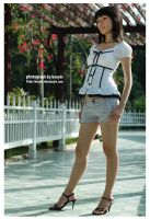 Outdoor Model Shooting 11 by kenyin