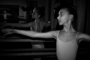 Ballet class 2 by DominaWhite