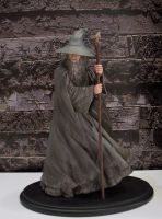 Weta Hobbit Gandalf The Grey 1/6 Statue 4 by Minas-Tirith-Hakan