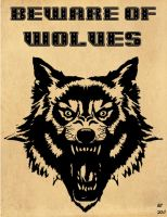 beware of wolves poster by desithen