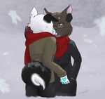 It's Cold Out Here by TorreyWolf