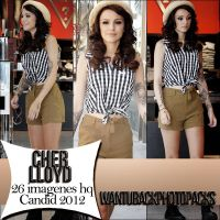Photopack 110: Cher Lloyd by PerfectPhotopacksHQ