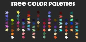 Free Palettes by Kennadee