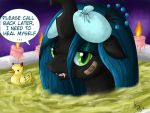 AskTheChangelingQueen Blog by ChiiBe