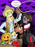 NTLL Halloween 2007 by DanikaMorningStar