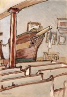 Melville's Pew by angelac