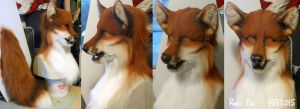 Red Fox SOLD by Magpieb0nes