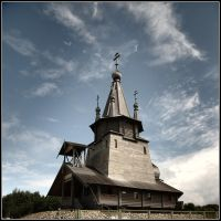 Church of St. Nicholas by NikolaiMalykh