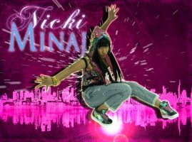 Nicki Minaj by pilar4eva