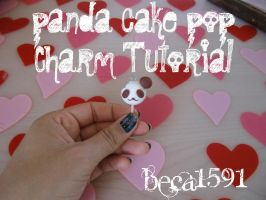Panda Cake pop Tutorial by Beca1591