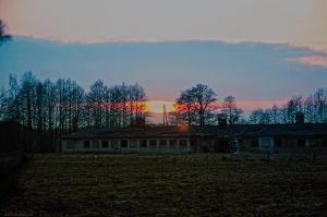 Sunset by keillly