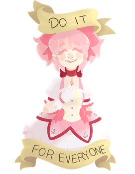 Do it for Everyone by Decapitated-Kittens