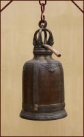 Temple Bell by Rivendell-PhotoStock