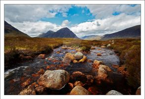To Glencoe and onwards by DL-Photography