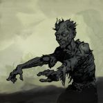 Zombie by thomden