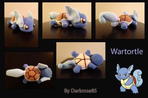 Wartortle by Darkrose85