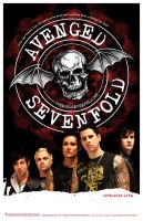 Avenged-Sevefold-Poster by bionikdesign