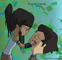 Seriously Korra by Shadowhedge1001