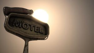 Motel by mherrador