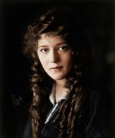 Mary Pickford by JenniferMN