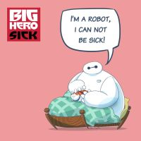 Big Hero SICK by MeoMoc