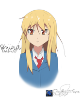 Mashiro Shiina by Christophere13