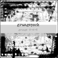 grungepack:13-14-15 by ShadyMedusa-stock